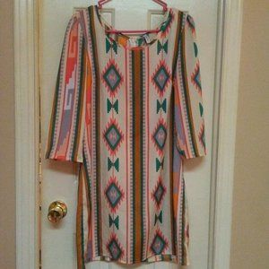 Auditions Oversized Tunic/Cover
